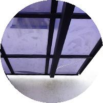 カーポートやテラスの屋根材取替