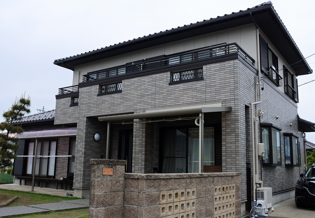 坂祝町K様邸   可児市の外壁塗装はCOLOR CONNECT(カラーコネクト)