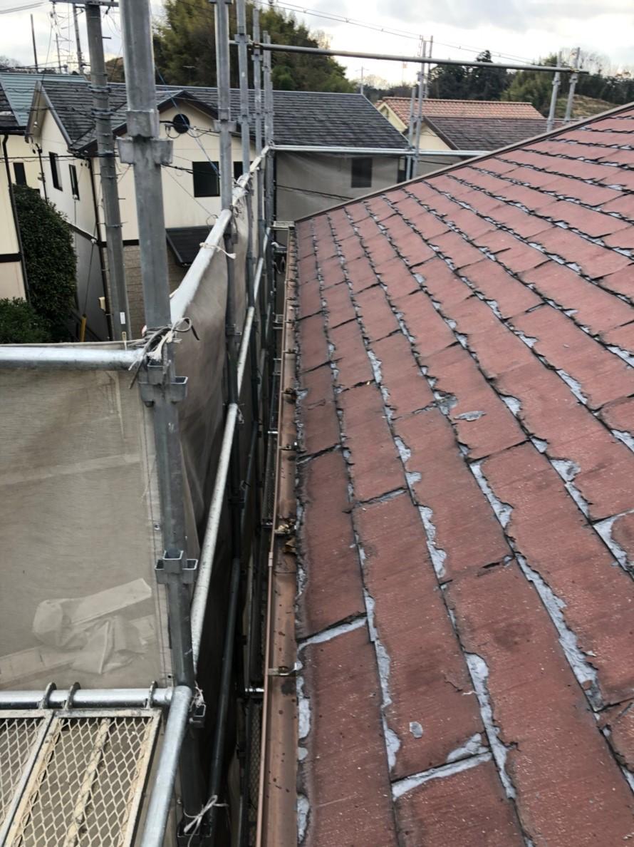 工事前 屋根の状態