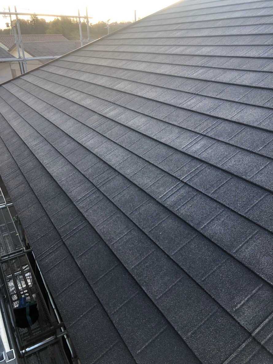 屋根上張り ディーズルーフィング