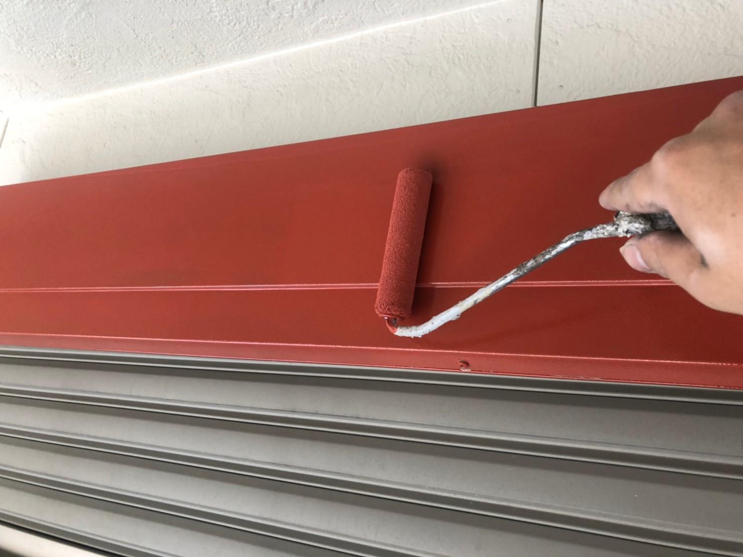 サビ止め塗装