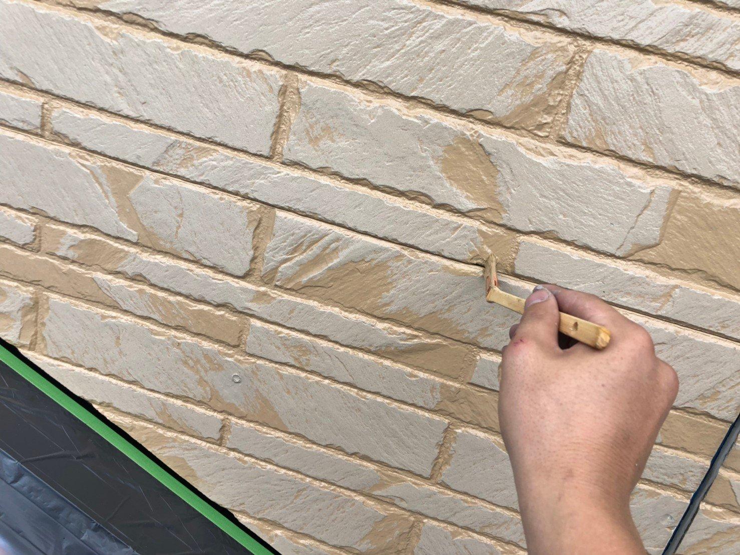 外壁色補修